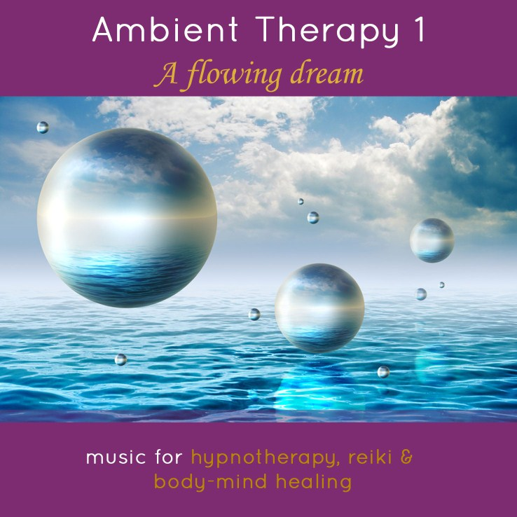 Ambient hypnosis music for hypnotherapy, reiki and mind-body healing