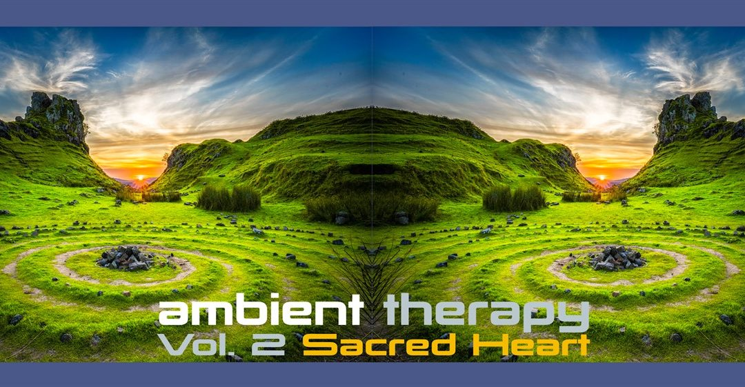 Announcing our latest album – Ambient Therapy vol. 2